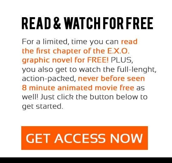 EXO Superhero Comics Read Free