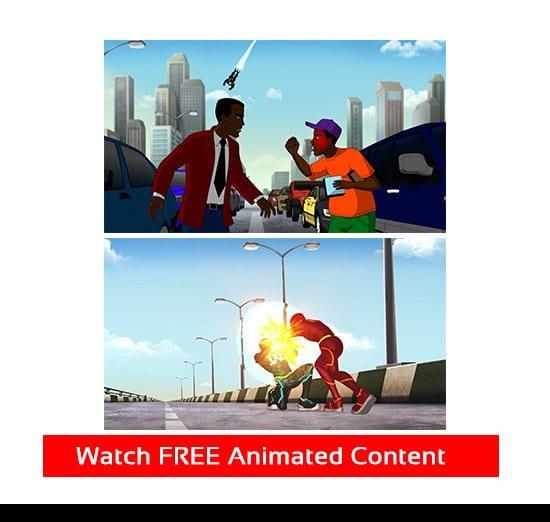 EXO Superhero animation Watch FREE