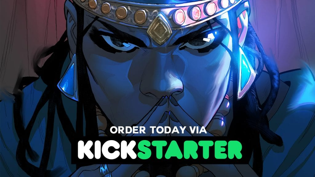 Malika Warrior Queen Part Two Kickstarter