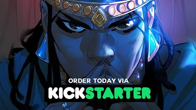 Malika Warrior Queen Part Two Kickstarter