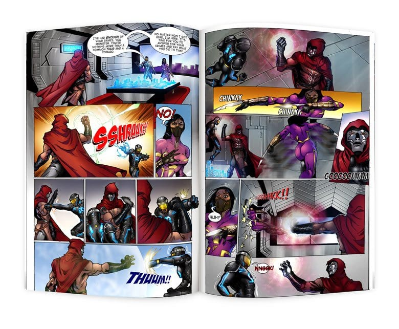 exo-graphic-novel