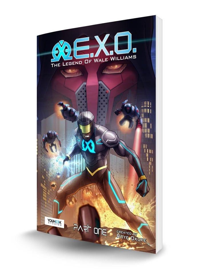 EXO Graphic Novels