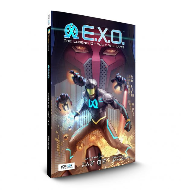 EXO PART 1 3D COVER