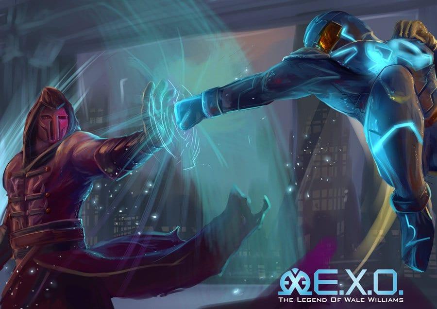 EXO vs Oniku