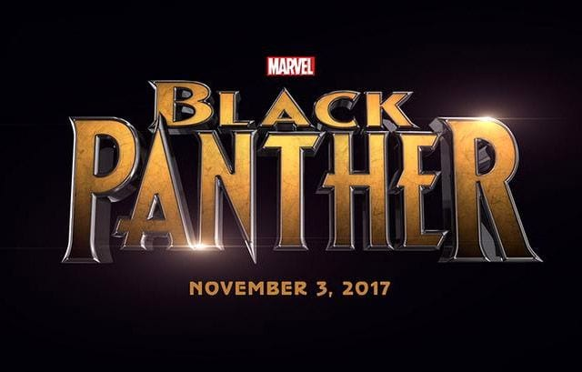 Black Panther Movie 2017
