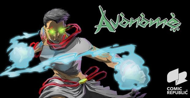 Avonome by Comic Republic