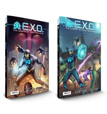 E.X.O. Bundle (Part One & Two)