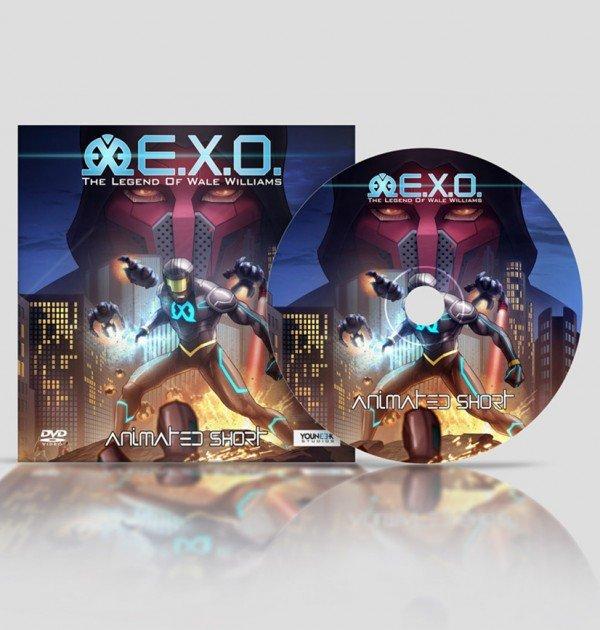 E.X.O. DVD