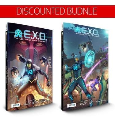 EXO PART 1&2 3D COVER