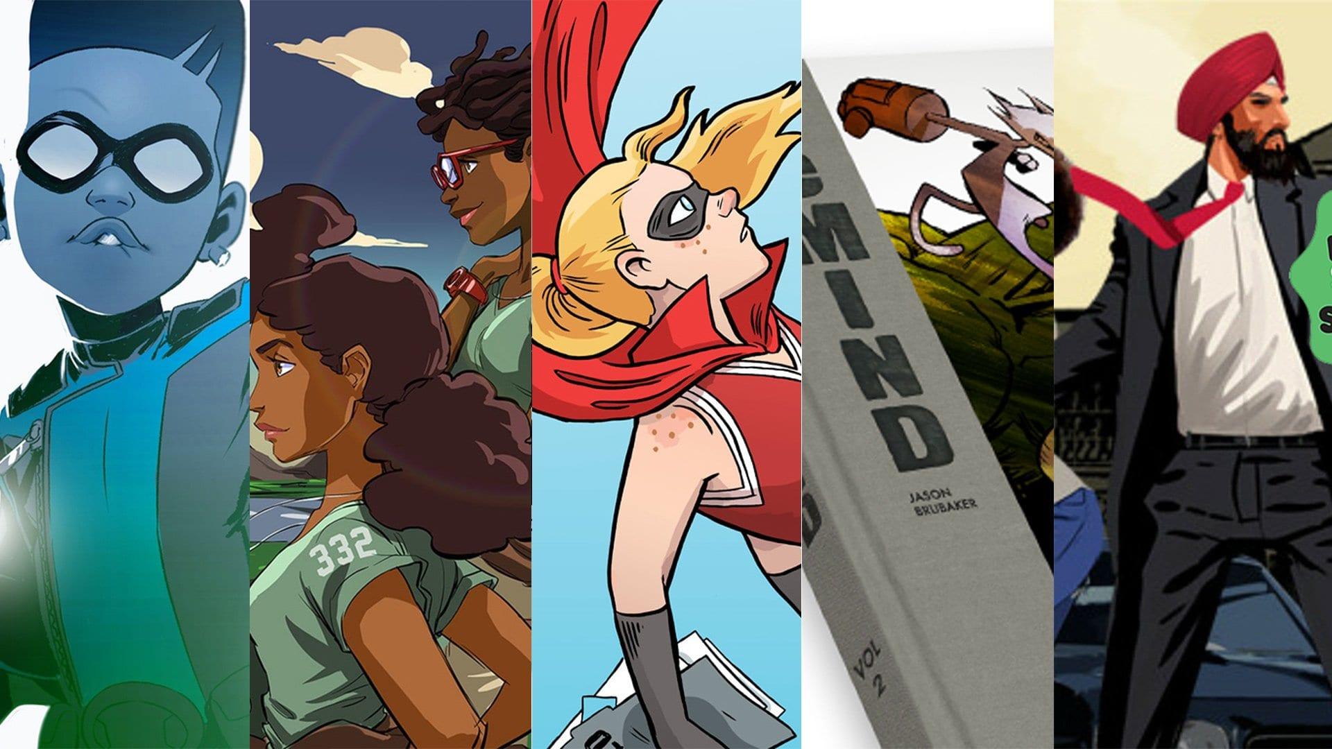 Kickstarter Comics