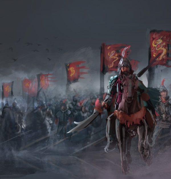 The Ming Dynasty Malika