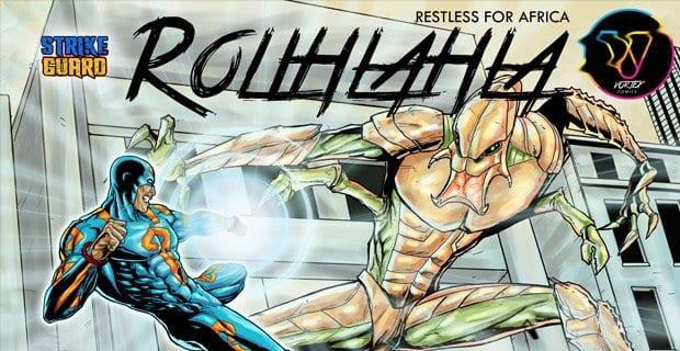 Strike Guard by Vortex Comics