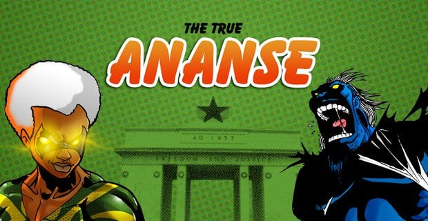 The True Ananse by Leti Arts