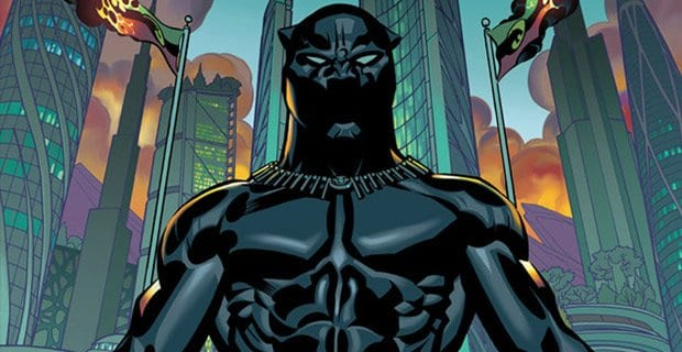 Black Panther by Marvel