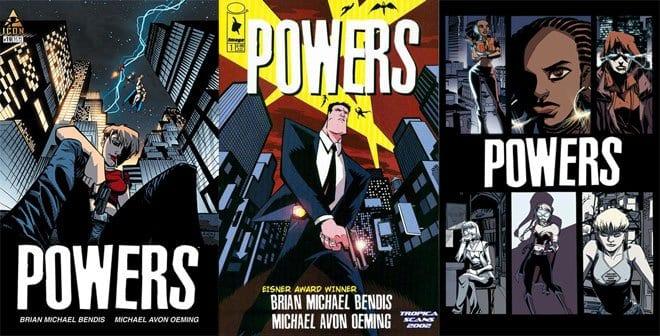 Powers Brian Bendis