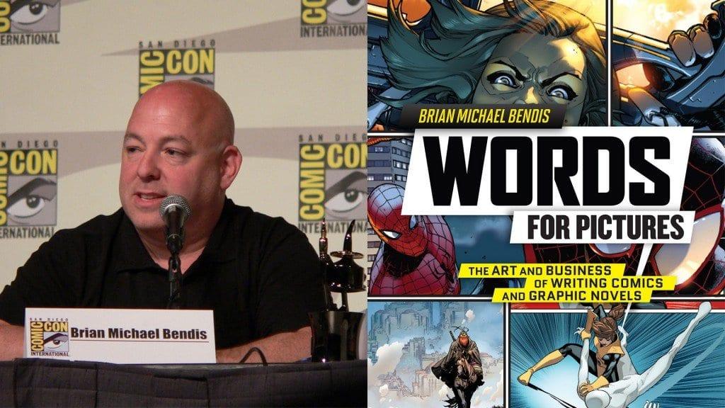 Brian Bendis Comic Creators