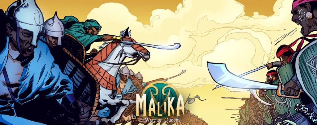Malika-Poster