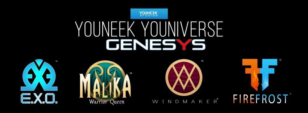 YouNeek-YouNiverse-Genesys