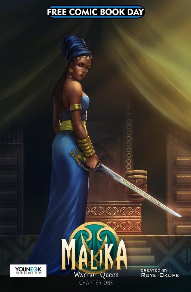 Malika Warrior Queen Chapter One