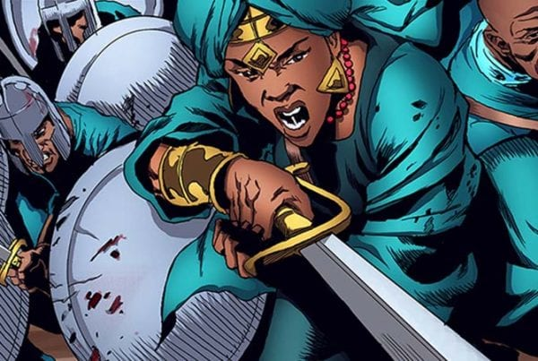Malika Warrior Queen
