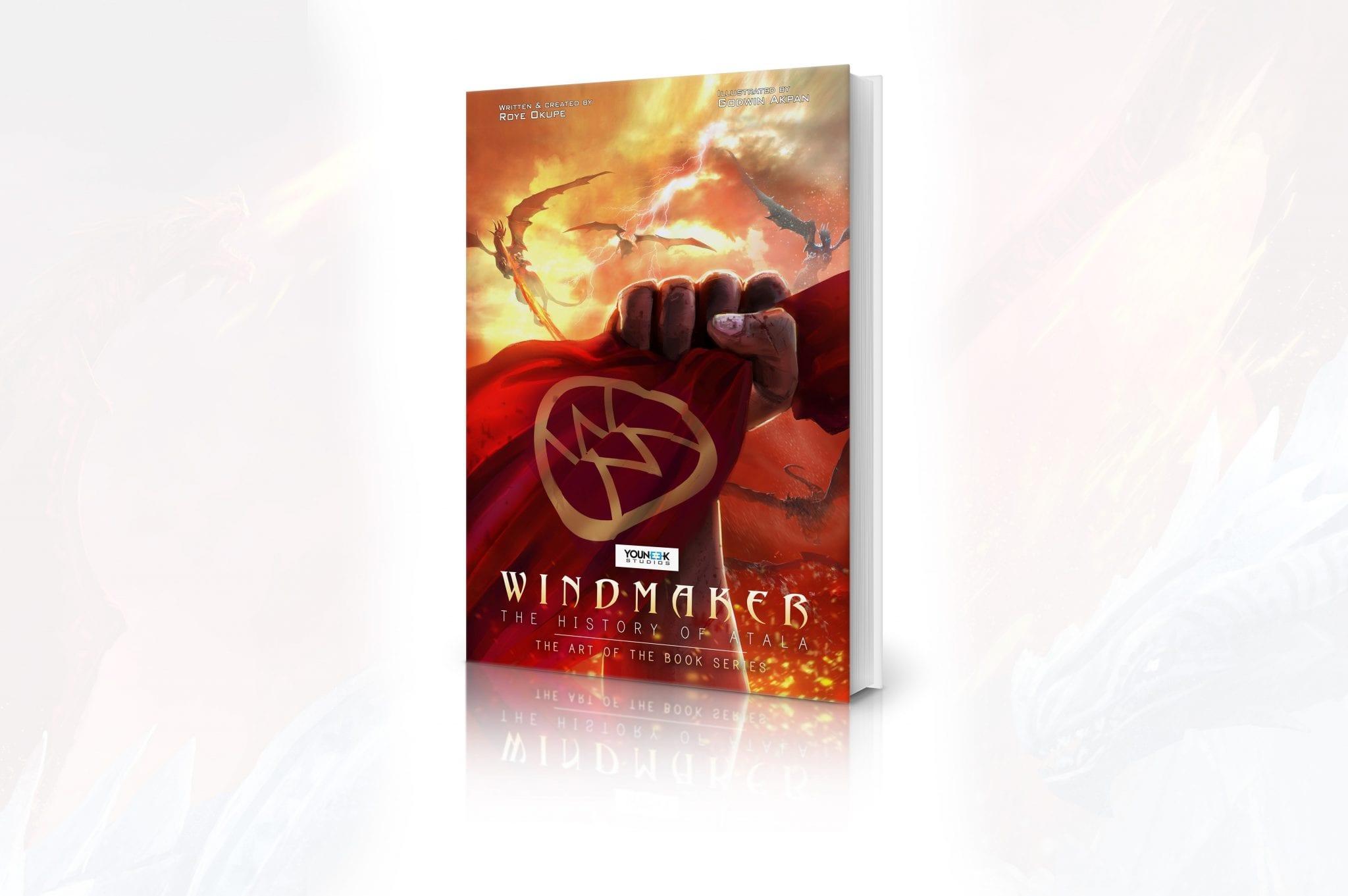 WindMaker - The History of Atala Art Book