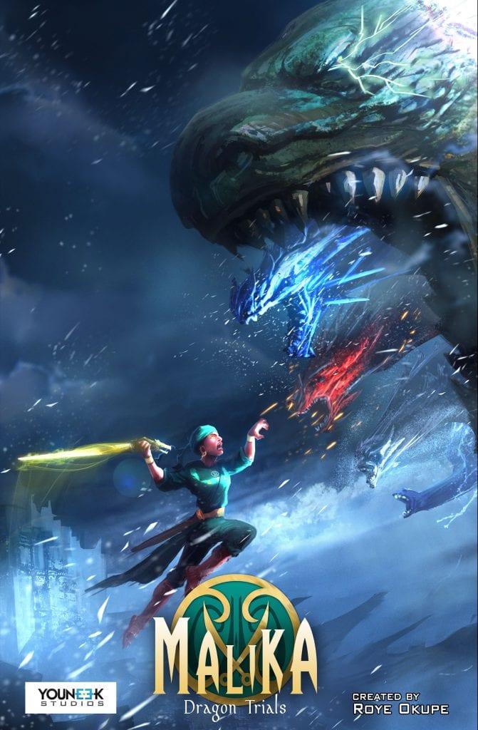 Malika Dragon Trials