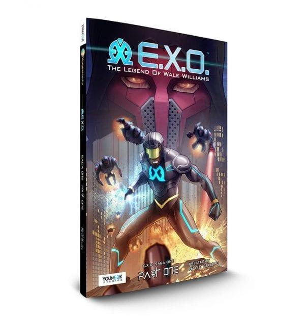 EXO PART 1 3D COVER
