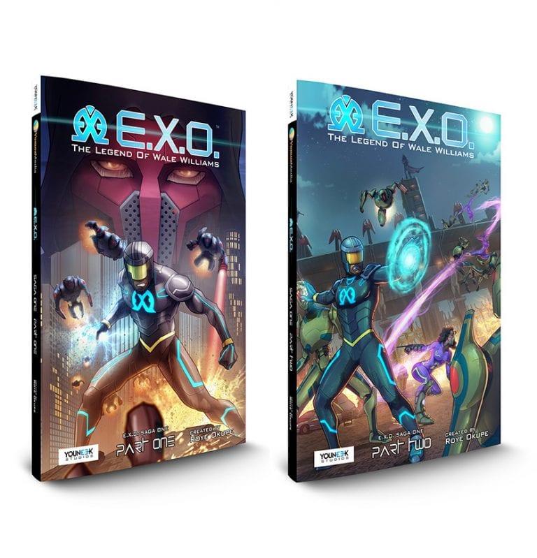 E.X.O. Bundle (Part One & Two)