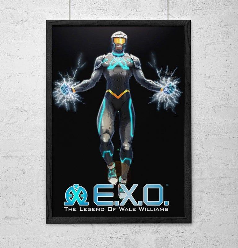 EXO Variant Cover Poster