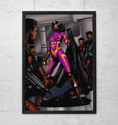 EXO Fury Poster