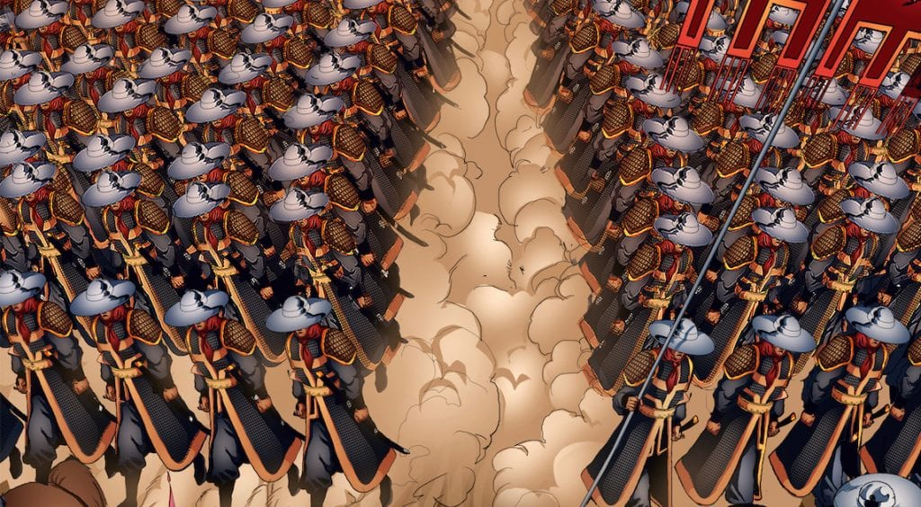 Ming Soldiers