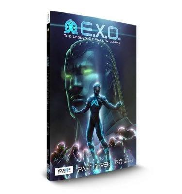 E.X.O. Part 3 Cover