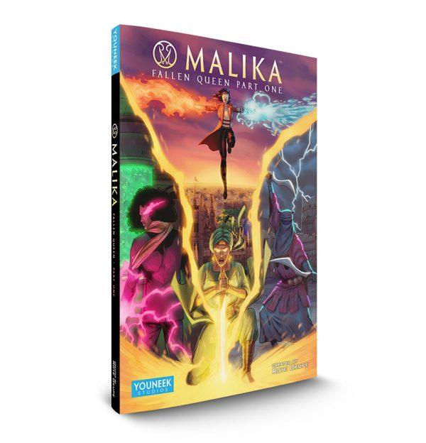 Malika Fallen Queen Part One