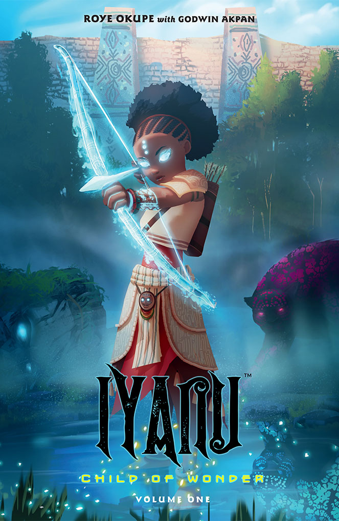 Iyanu Child of Wonder Cover